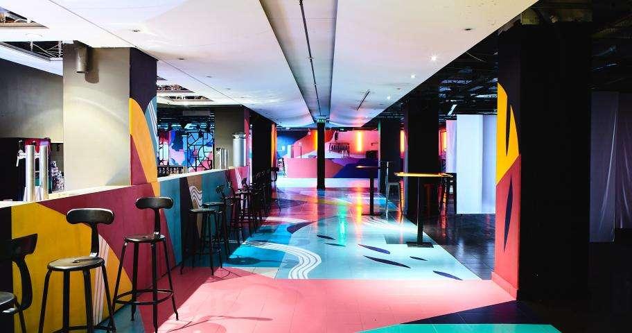 Grande Surface - Galerie Festive : appropriez-vous l'art !