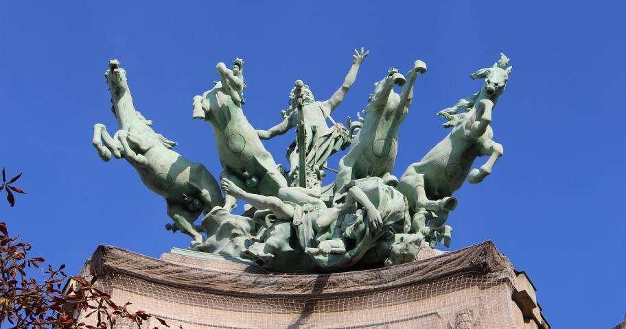 Rouge : la Fête de la Musique au Grand Palais