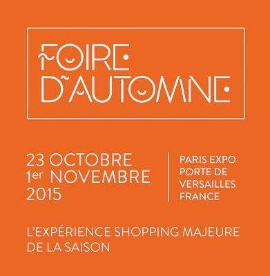 Autumn Fair in Paris