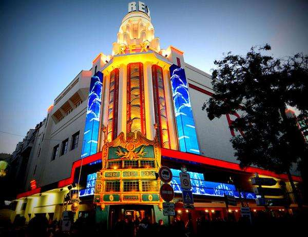 The most splendid of cinemas; the Grand Rex and its shows