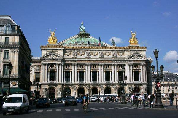 Un séjour sur le thème de l'Opéra