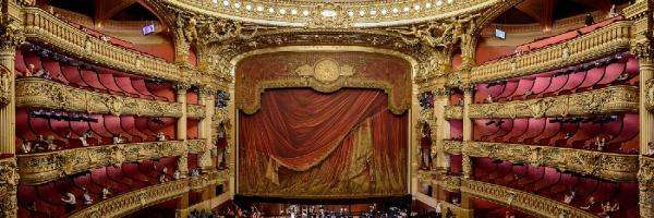 The most beautiful theatres in Paris