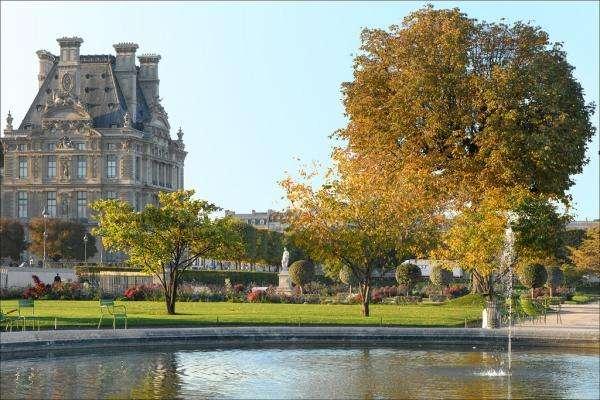 Jardins, Jardin - another side of Paris