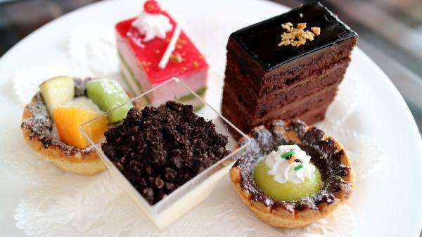 Parisian pastries, cakes that are fit for a queen