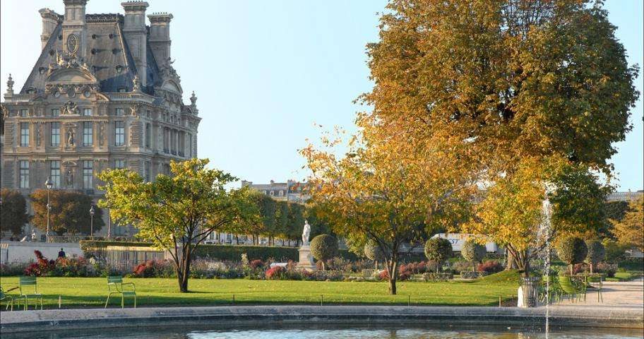 Jardins, Jardin - another side of Paris