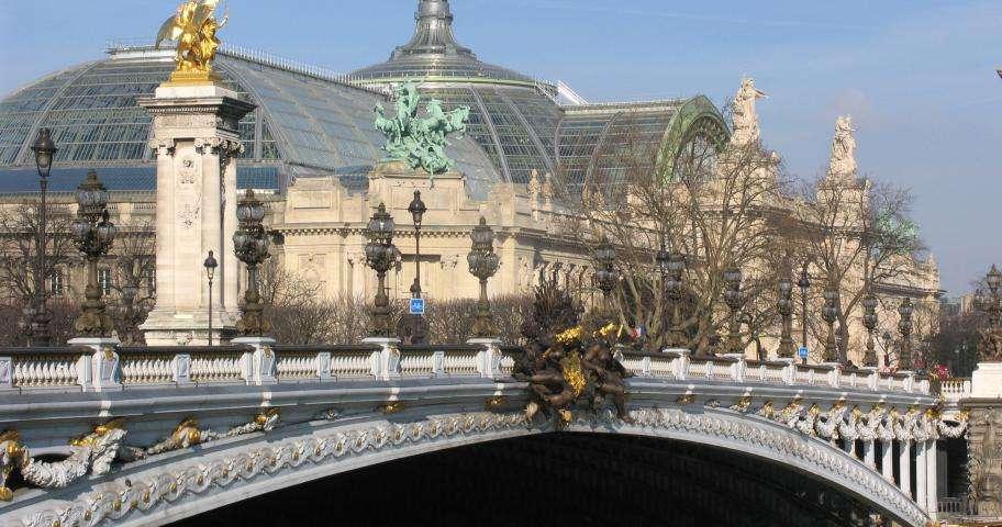 Le Saut Hermès at the Grand Palais, a large-scale show
