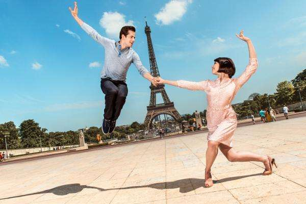 An American in Paris; Premieres in Paris!