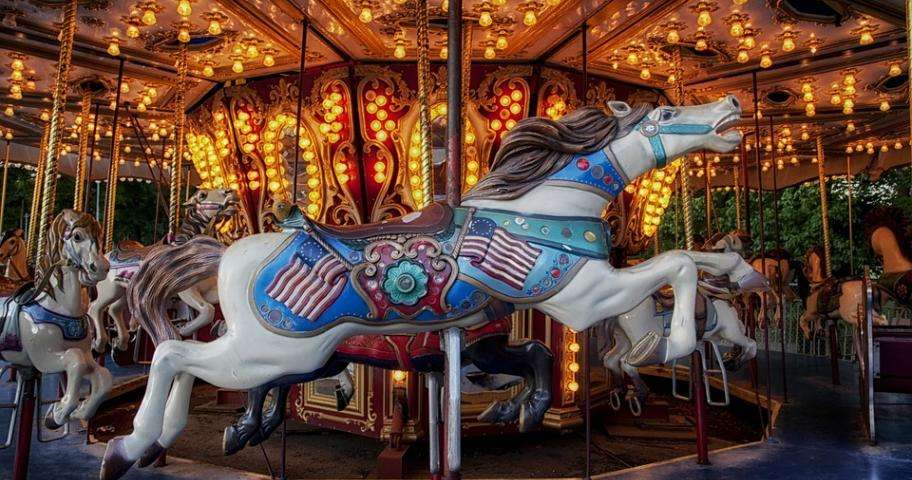 Enjoy magical moments at the Festival du Merveilleux at the Museum of Fairground Arts