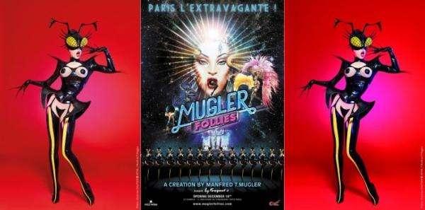 Mugler Follies; The cutting edge of cabaret