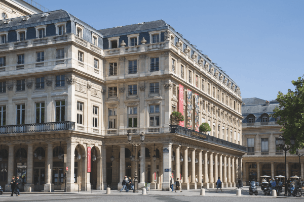 Introducing legendary theatre, the Comédie Française