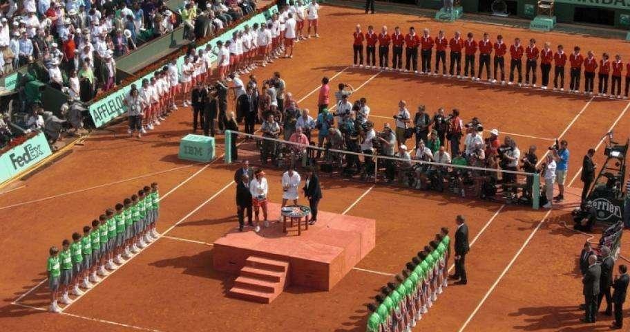 Roland Garros 2014, un grand évènement sportif