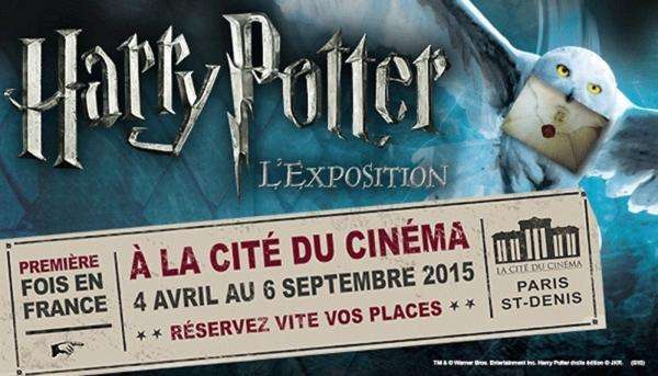 Go with Harry Potter this summer