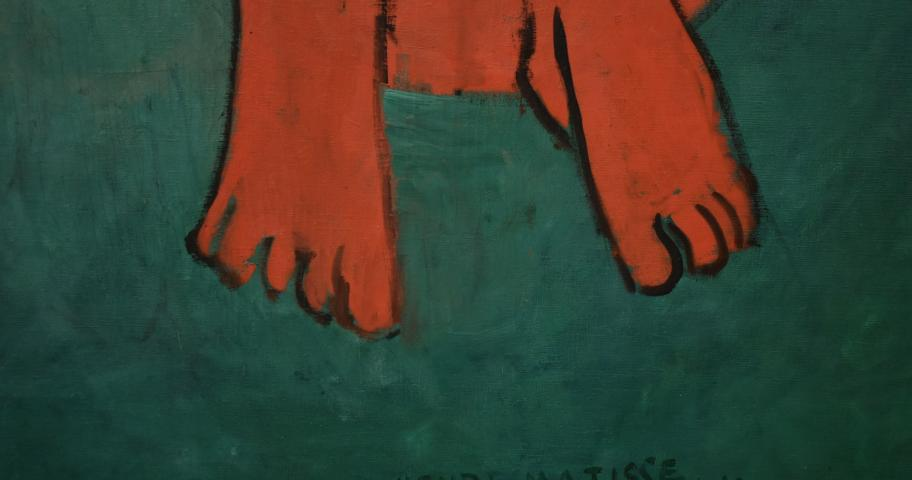 An exhibition not to be missed: Matisse at the Centre Pompidou