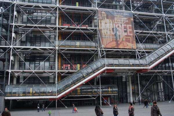 Vasarely au Centre Pompidou, une rétrospective exceptionnelle