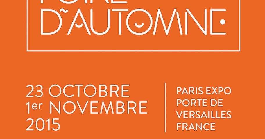 Autumn Fair in Paris