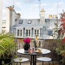 Hotel Les Théâtres - Chambre classique balcon 1