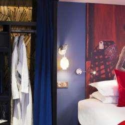 Hotel Les Théâtres - Chambre dressing