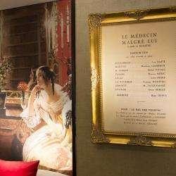 Hotel Les Théâtres - Chambre Molière 2