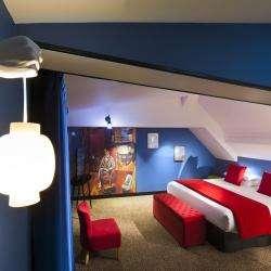 Hotel Les Théâtres -Habitaciones
