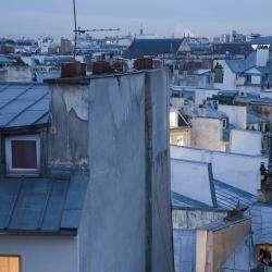 Hotel Les Théâtres - Vue sur les toits de Paris